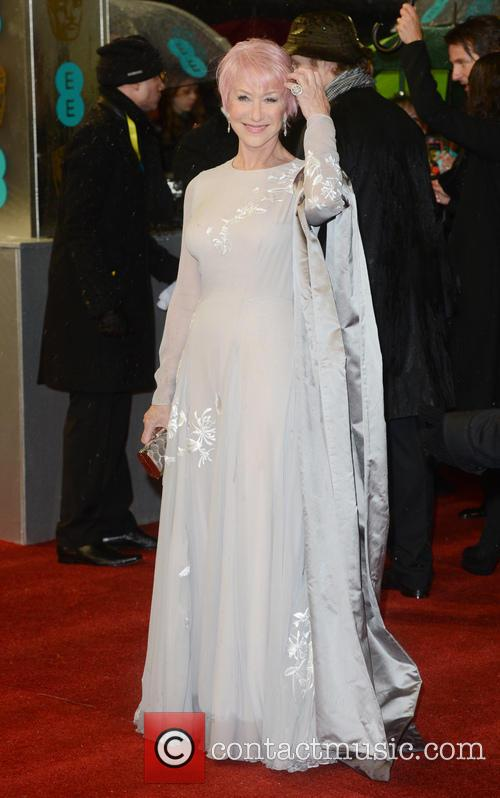 Helen Mirren and British Academy Film Awards 1