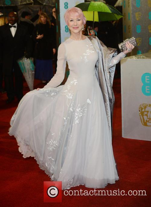 Helen Mirren and British Academy Film Awards 7