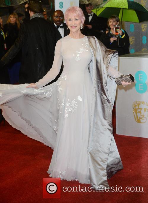Helen Mirren and British Academy Film Awards 4