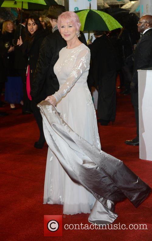 Helen Mirren and British Academy Film Awards 6