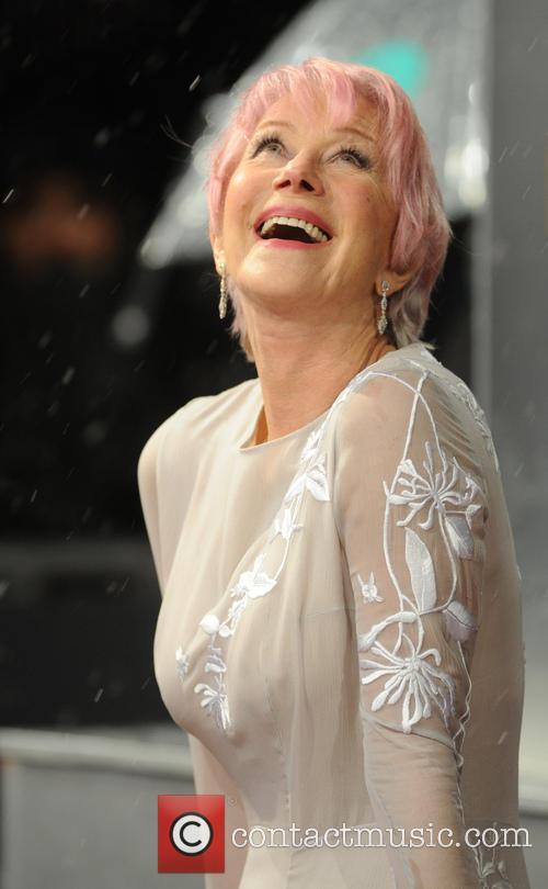 Helen Mirren and British Academy Film Awards 5