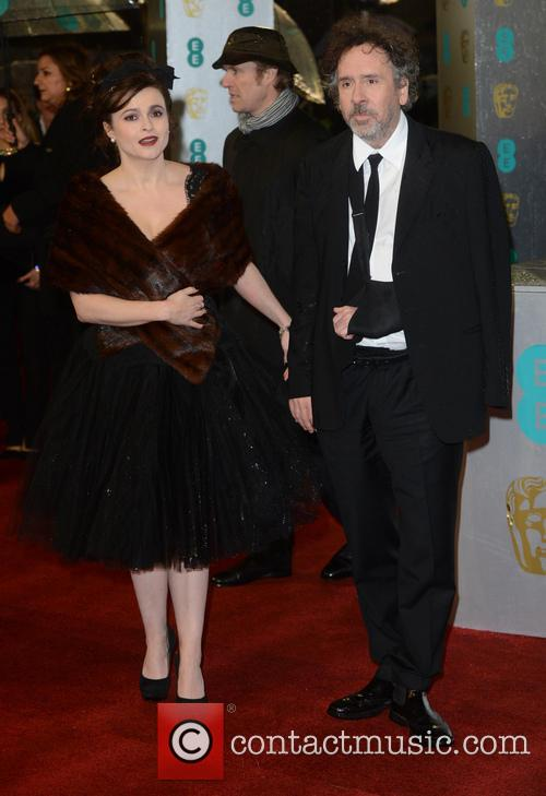 Helena Bonham Carter; Tim Burton The 2013 EE...