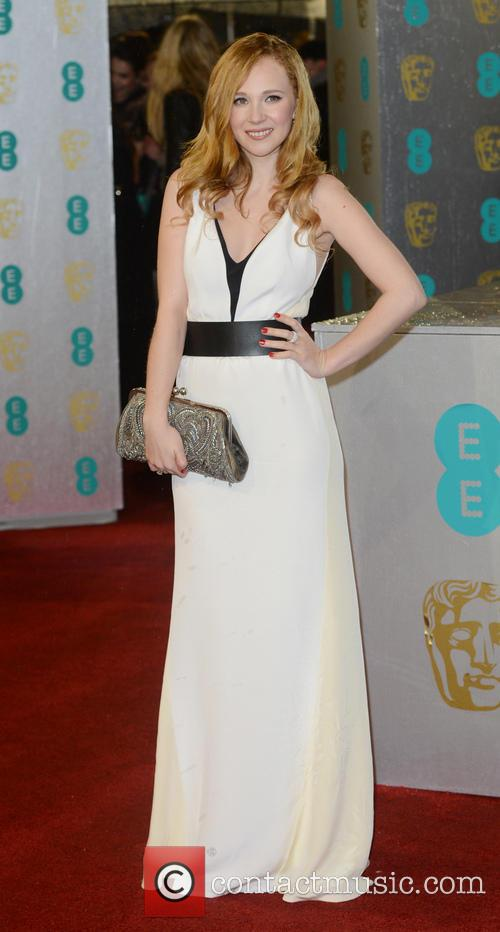 Juno Temple and British Academy Film Awards 1