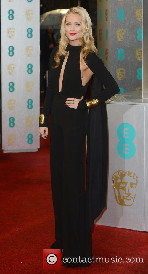 Laura Whitmore The 2013 EE British Academy Film...