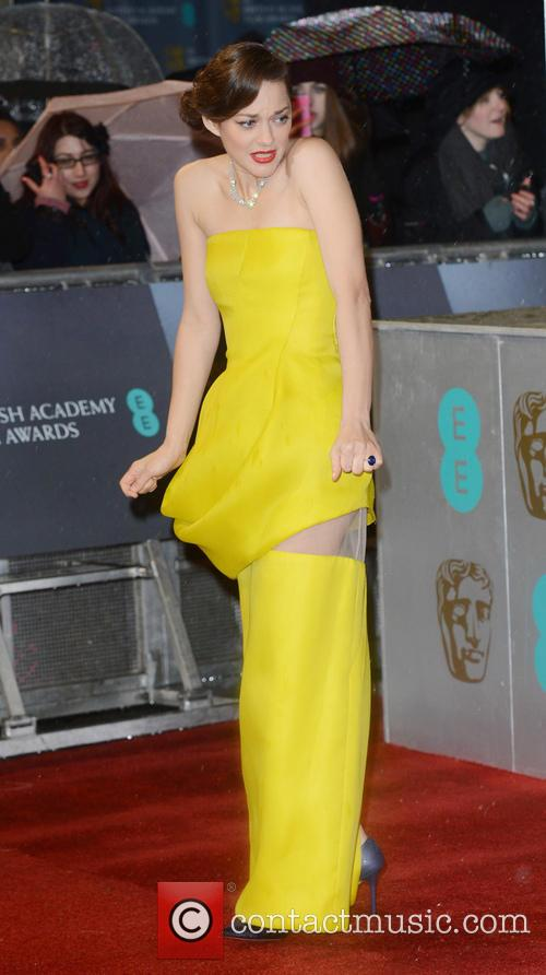 Marion Cotillard and British Academy Film Awards 9