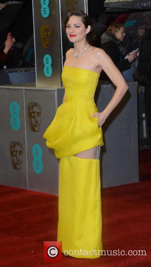 Marion Cotillard and British Academy Film Awards 8