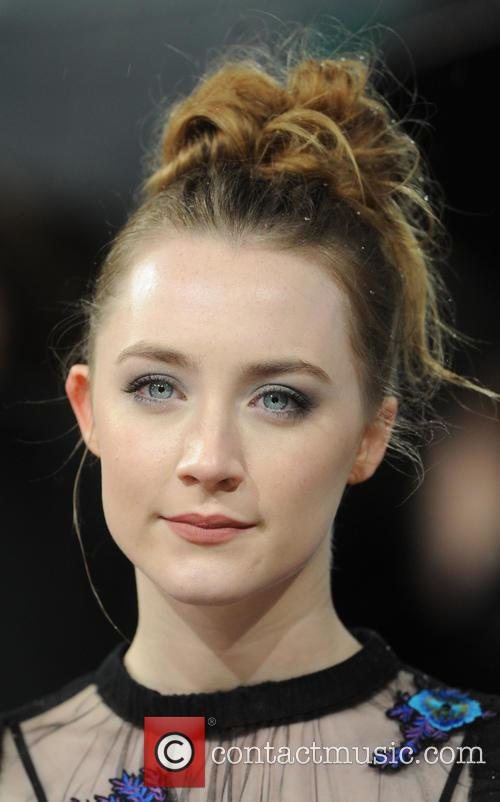 Saoirse Ronan The 2013 EE British Academy Film...
