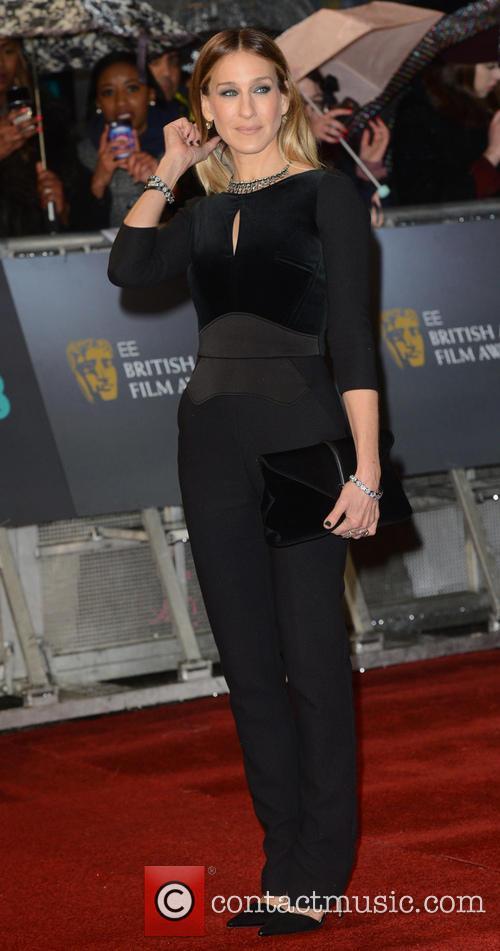 Sarah Jessica Parker and British Academy Film Awards 7