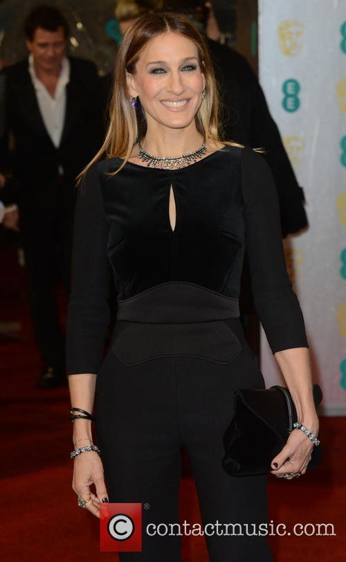 Sarah Jessica Parker and British Academy Film Awards 3
