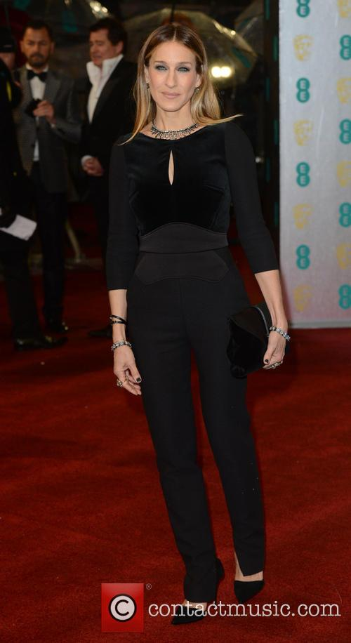 Sarah Jessica Parker and British Academy Film Awards 4