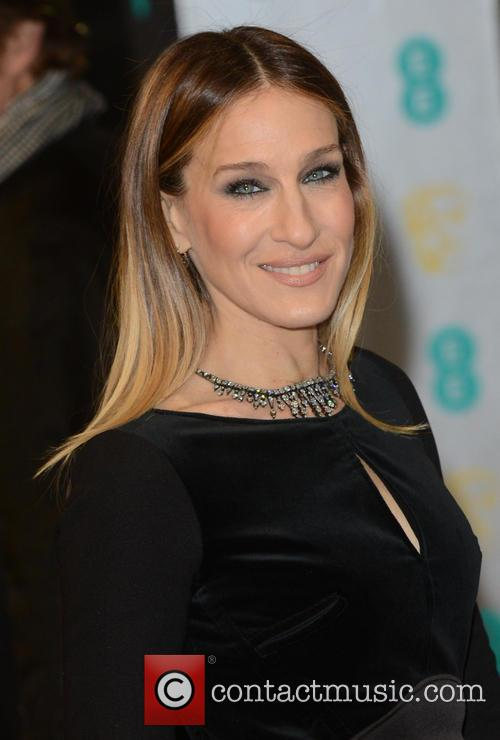 Sarah Jessica Parker The 2013 EE British Academy...