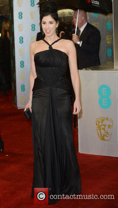 Sarah Silverman and British Academy Film Awards 6