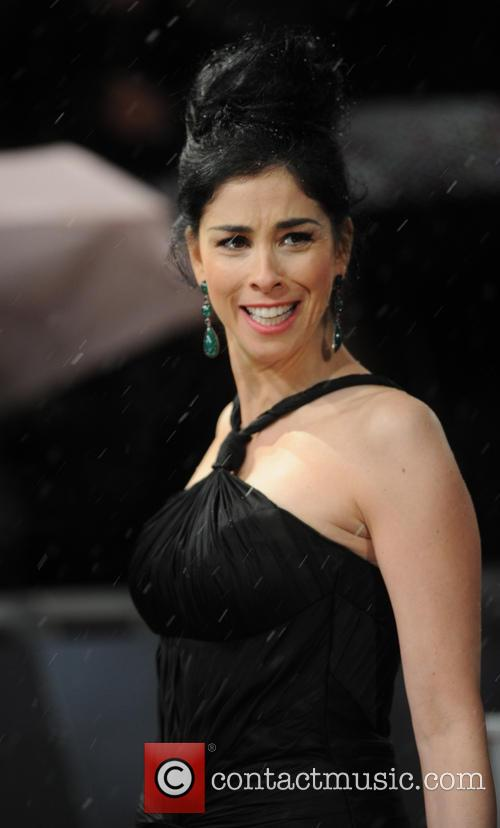 Sarah Silverman and British Academy Film Awards 7
