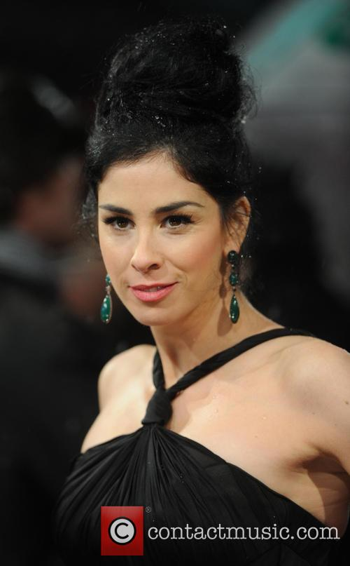 Sarah Silverman and British Academy Film Awards 8