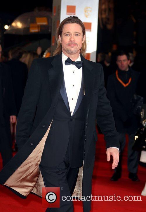 Brad Pitt, Bafta