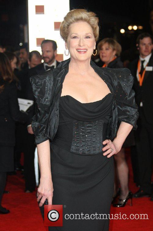 Meryl Streep and Bafta 3