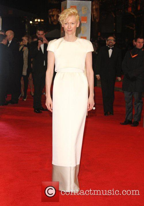 Tilda Swinton and Bafta 2