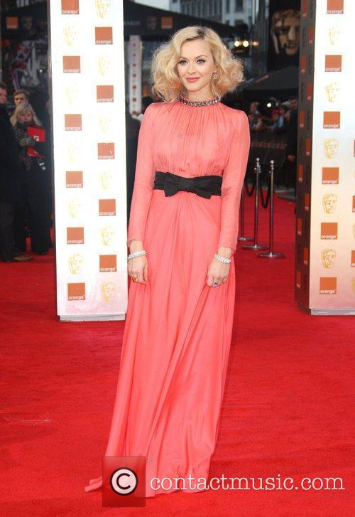 Fearne Cotton and Bafta 7