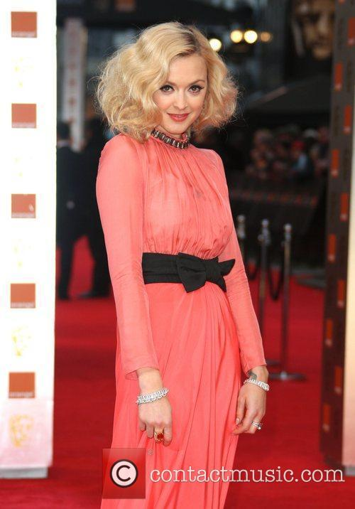 Fearne Cotton and Bafta 8