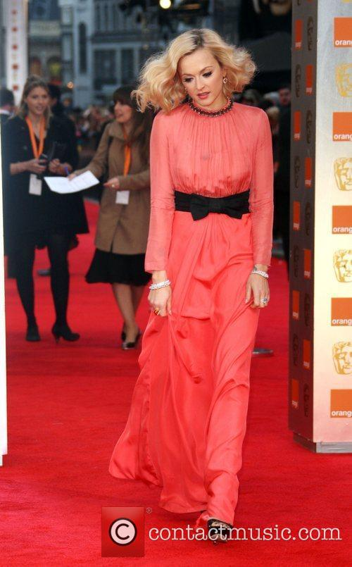 Fearne Cotton and Bafta 1
