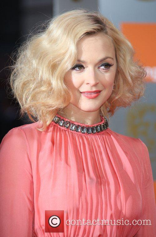 Fearne Cotton and Bafta 11
