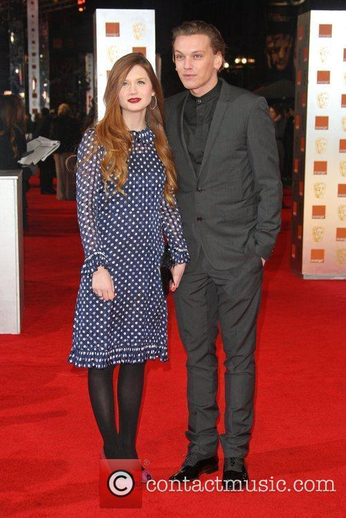 Bonnie Wright and Bafta 4