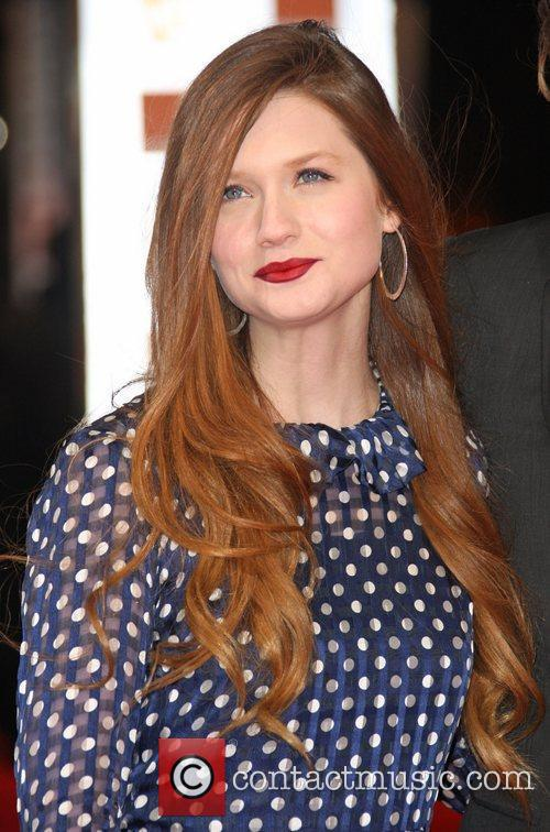 Bonnie Wright and Bafta 5