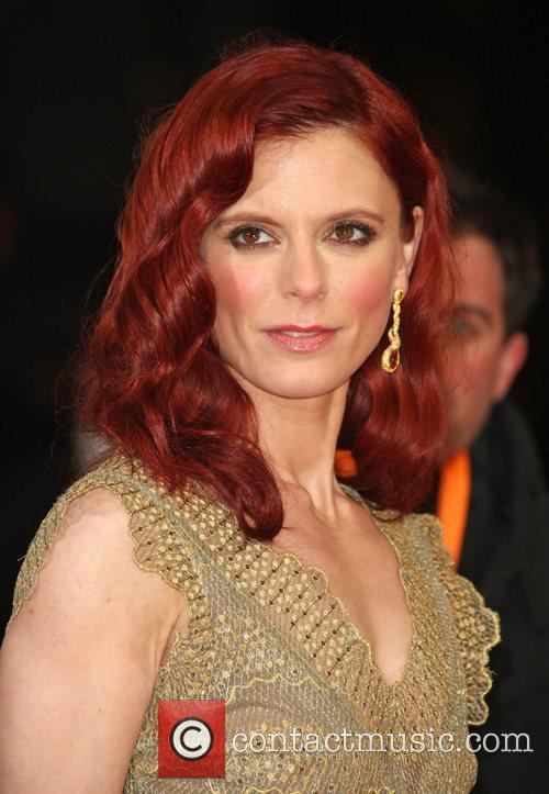 Emilia Fox and Bafta 4