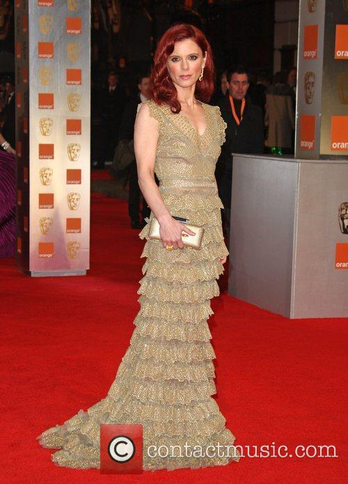 Emilia Fox and Bafta 7