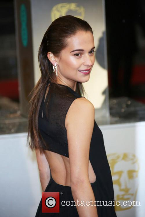 Alicia Vikander and British Academy Film Awards 5