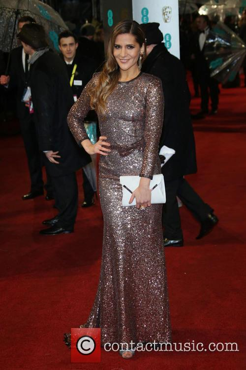 Amanda Byram The 2013 EE British Academy Film...