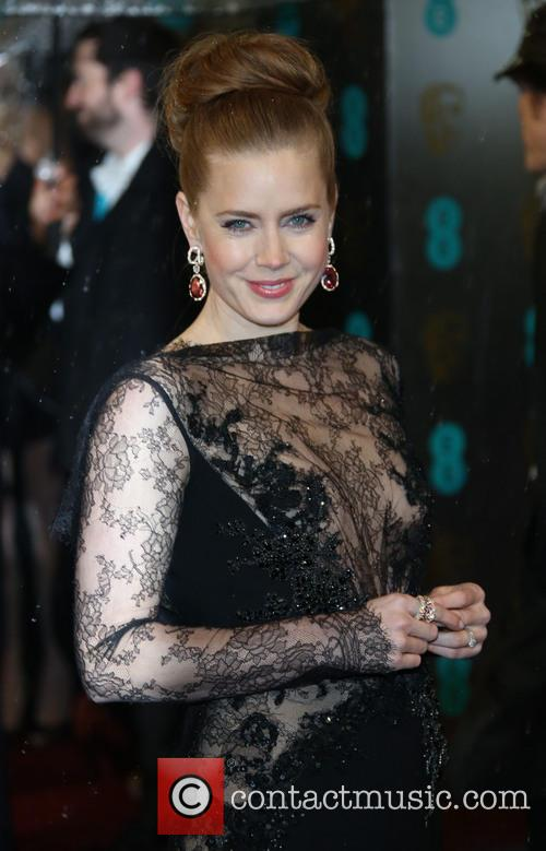Amy Adams The 2013 EE British Academy Film...