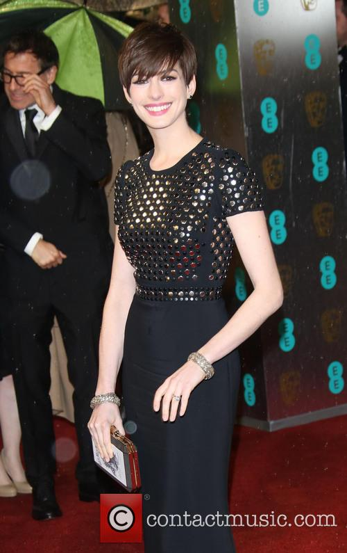 Anne Hathaway and British Academy Film Awards 1