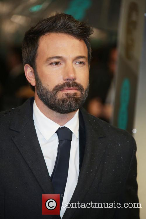 Ben Affleck and British Academy Film Awards 6