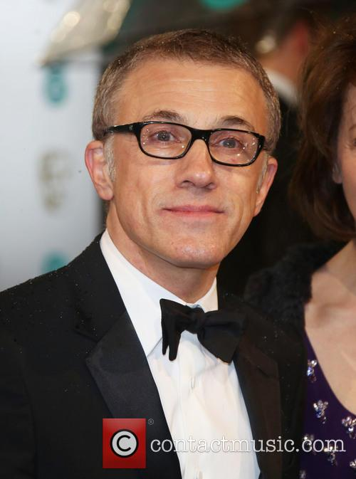 Christoph Waltz and British Academy Film Awards 8