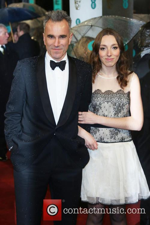 Daniel Day Lewis and niece Charissa Shearer The...