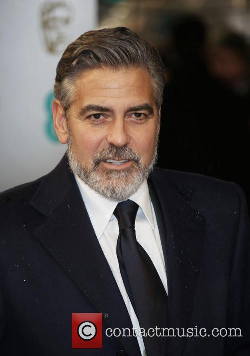 George Clooney and British Academy Film Awards 10