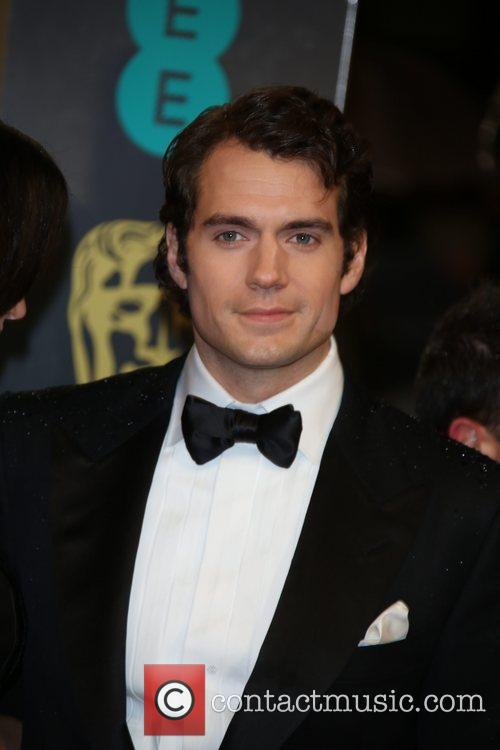 Henry Cavill The 2013 EE British Academy Film...