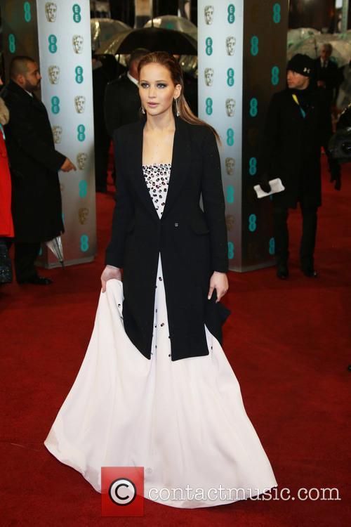Jennifer Lawrence and British Academy Film Awards 2