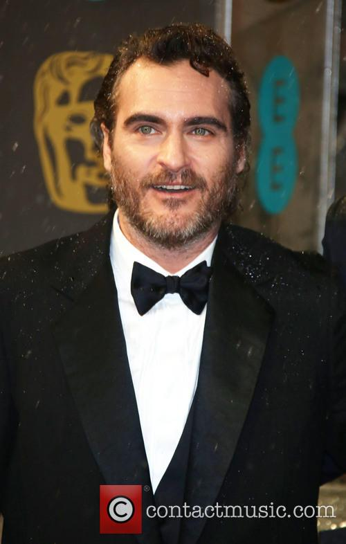 Joaquin Phoenix The 2013 EE British Academy Film...
