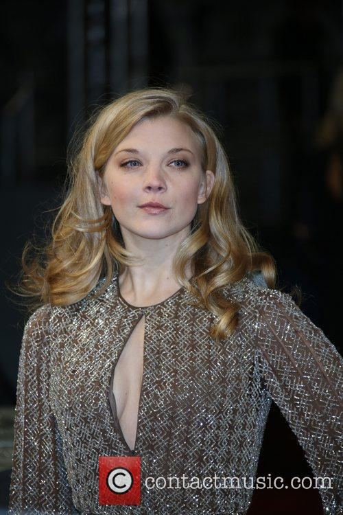 Natalie Dormer and British Academy Film Awards 2