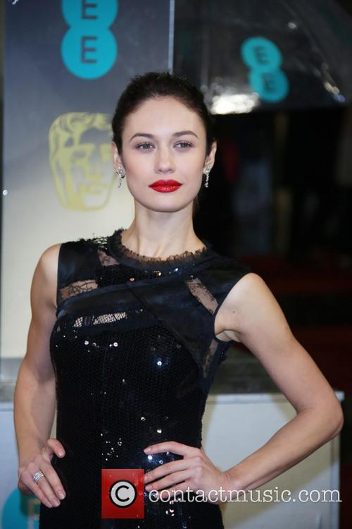 Olga Kurylenko and British Academy Film Awards 6