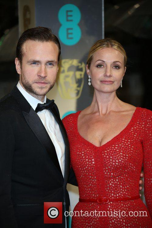 Rafe Spall, Elize Du Toit and British Academy Film Awards 10