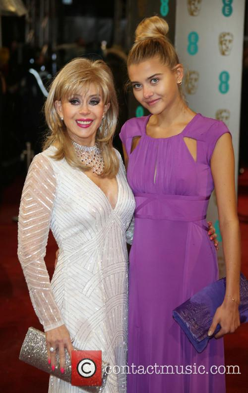 Sally Farmiloe and daughter Jade Farmiloe The 2013...