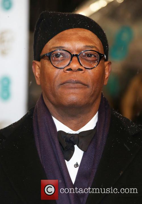 Samuel L. Jackson and British Academy Film Awards 6