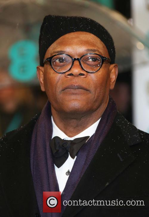 Samuel L. Jackson and British Academy Film Awards 5