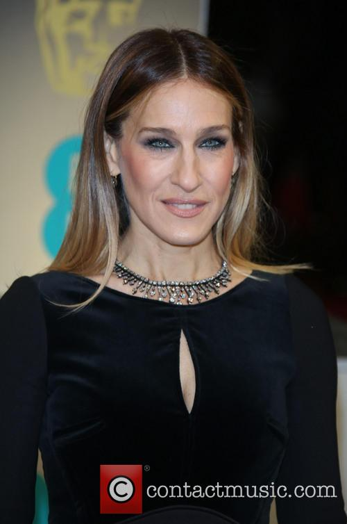 Sarah Jessica Parker and British Academy Film Awards 1