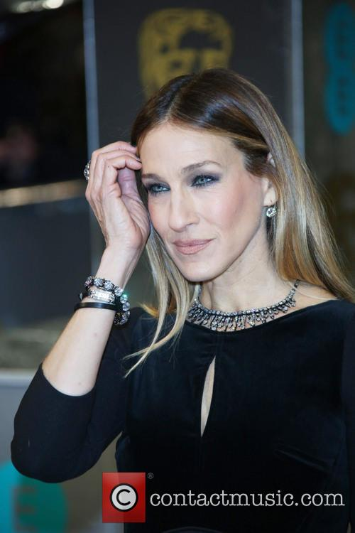 Sarah Jessica Parker and British Academy Film Awards 2