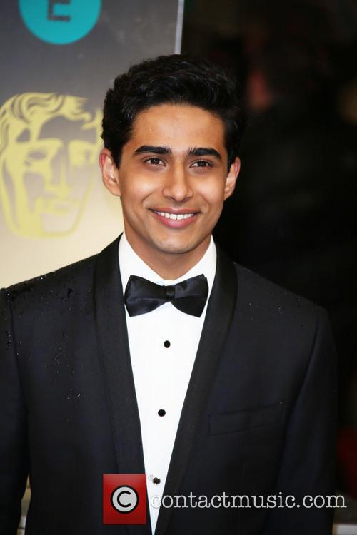 Suraj Sharma and British Academy Film Awards 5