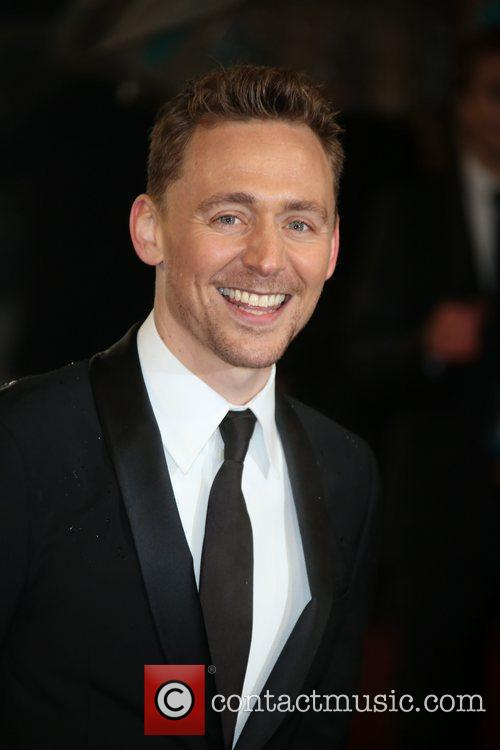 Tom Hiddleston and British Academy Film Awards 4